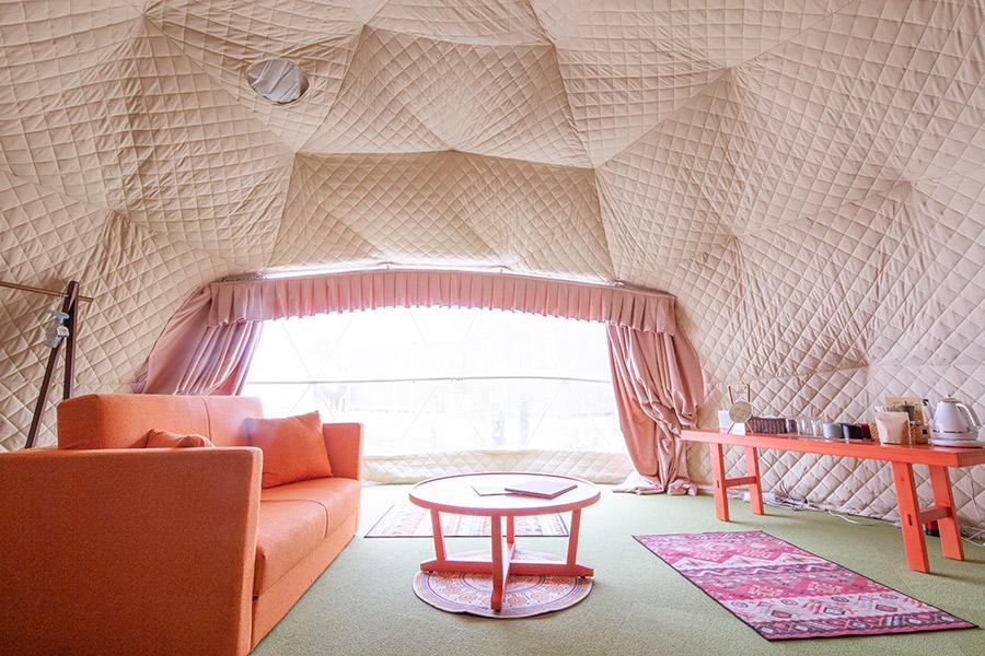 ドームテント(6m)